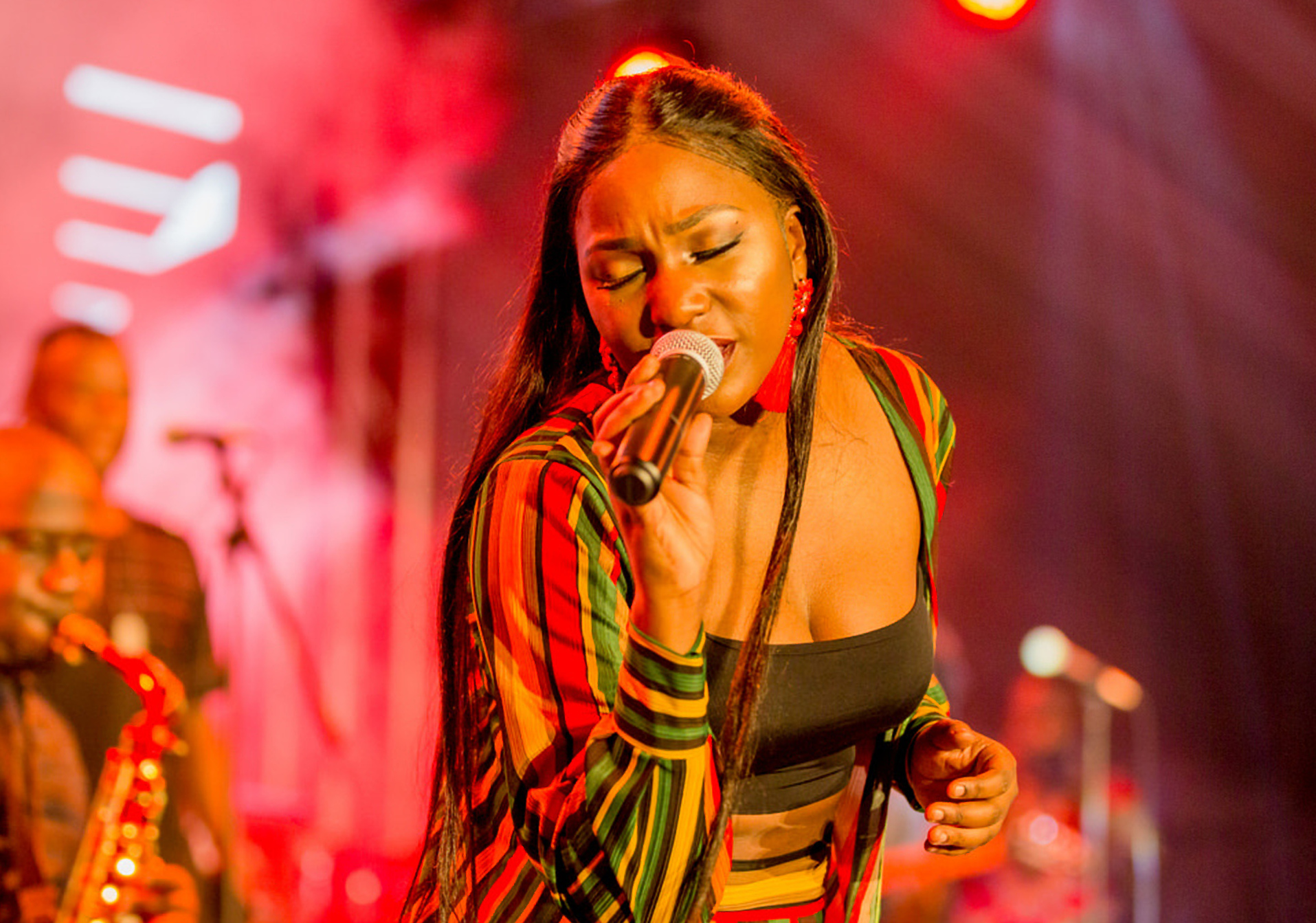 Irene Ntale to perform on her concert soon. (FILE PHOTO)