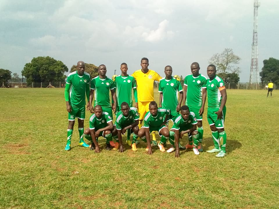 UPDF fielded a suspended player against Bul