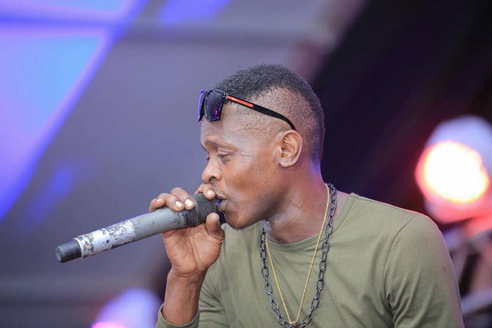Jose Chameleone intends to perform alone at his forth coming concert at Lugogo Cricket Oval. (FILE PHOTO)