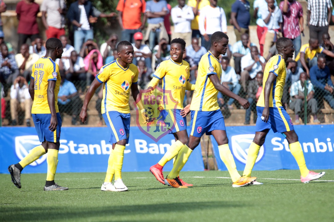KCCA have eliminated Synergy on 10-0 aggregate score