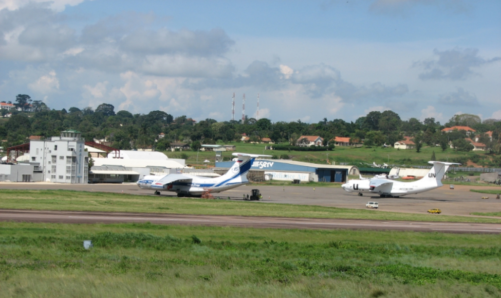 The UN base in Entebbe stands pivotal to the growth of one of Uganda's old town (COURTESY PHOTO)