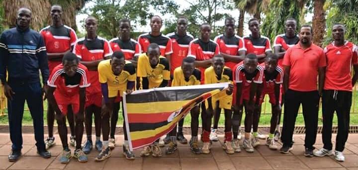The Boy's team posing for a photo (courtesy photo)