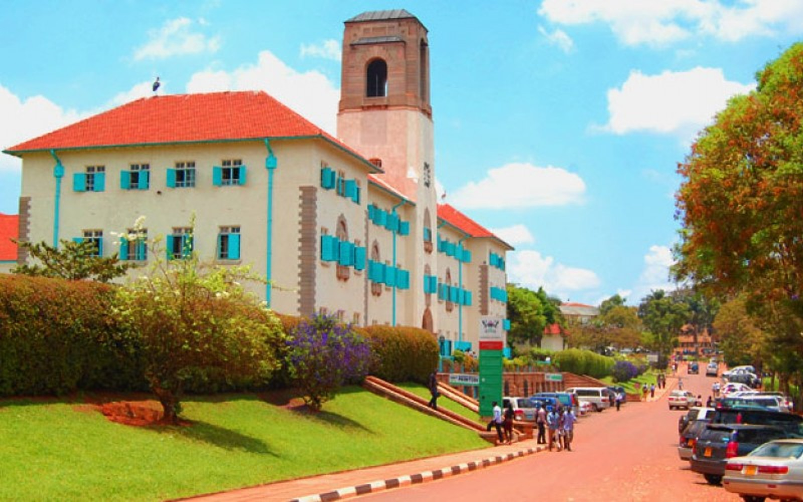 Uganda's largest and third-oldest institution of higher learning,