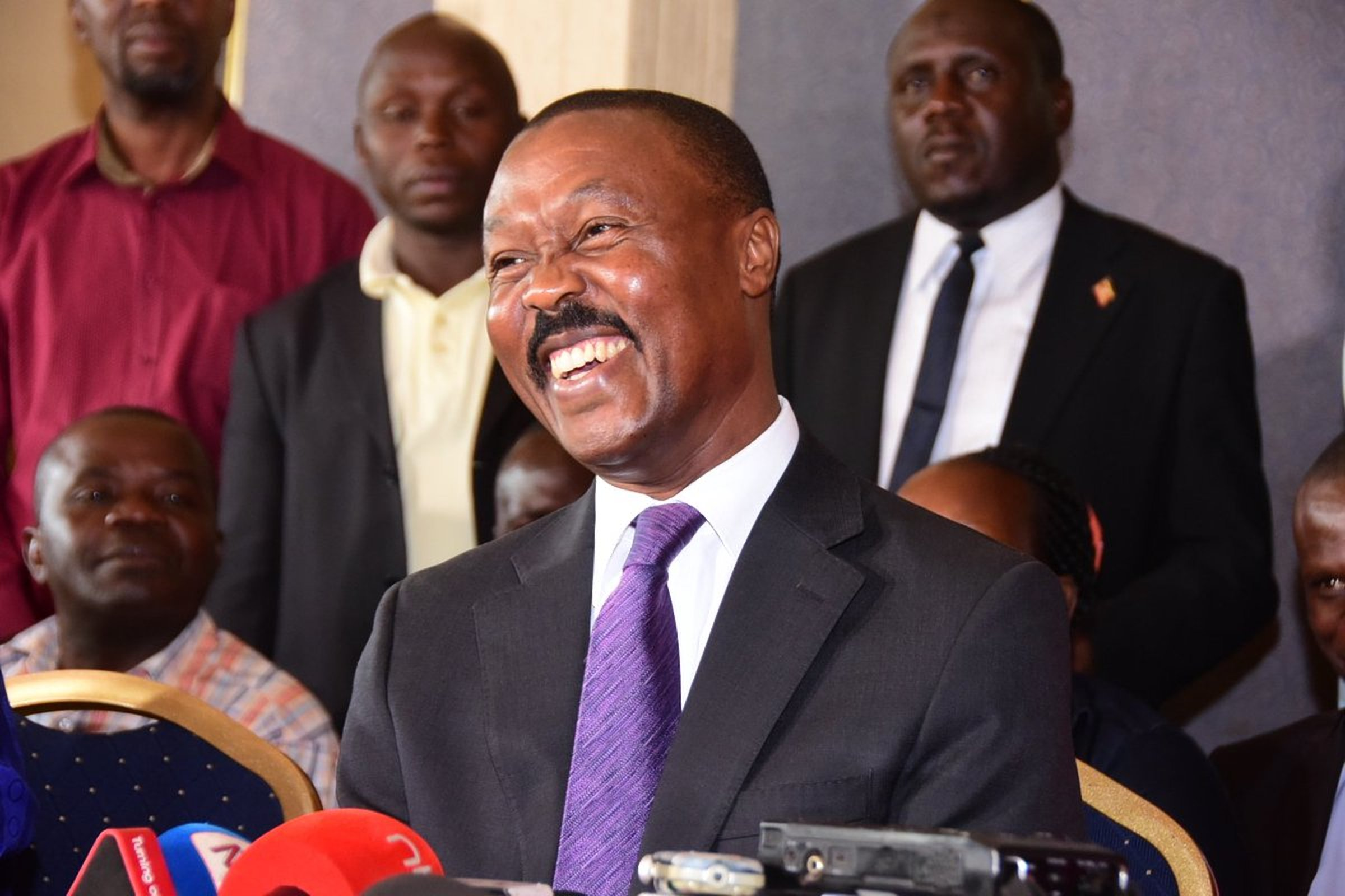 Alliance for National Transformation (ANT) political party under the leadership of Gen Mugisha Muntu is set to launch today. (PHOTO/File)