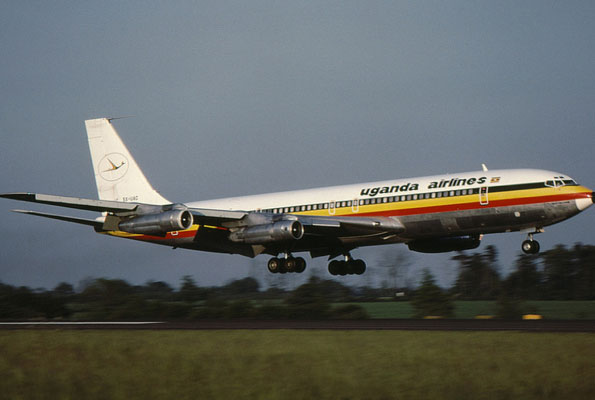 Uganda Airlines to be revamped (FILE PHOTO)