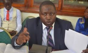 State Minister for Finance in charge of Planning, David Bahati while appearing before the Local Government and Public Service committee revealed that shs.700bn would be spent in the General Elections (FILE PHOTO)
