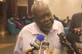 Canon Clement Janda, a South Sudanese refugee's representative.