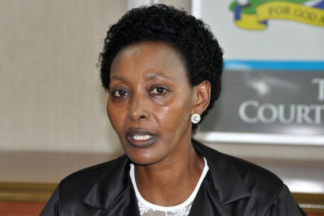 Uganda Investment Authority executive director, Ms Jolly Kamugira Kaguhangire (UIA PHOTO)