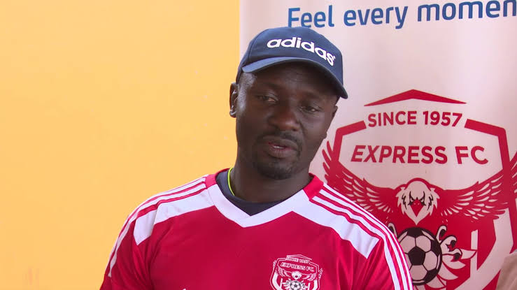 Bosaso is not sure he will still be at Express come next season