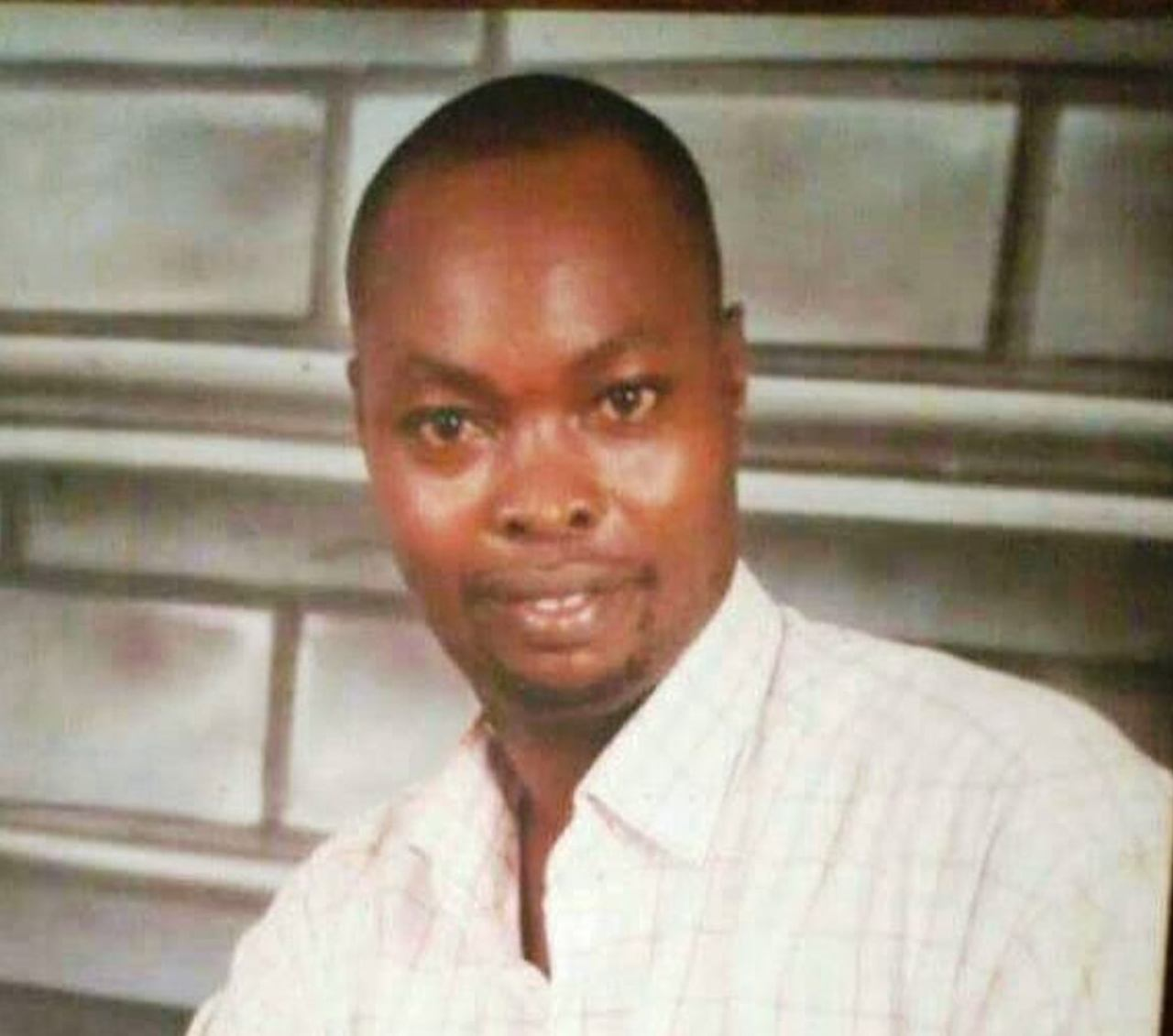 Abel Katende, a former Monitor senior Sales Executive was reported missing last Friday (COURTESY PHOTO)