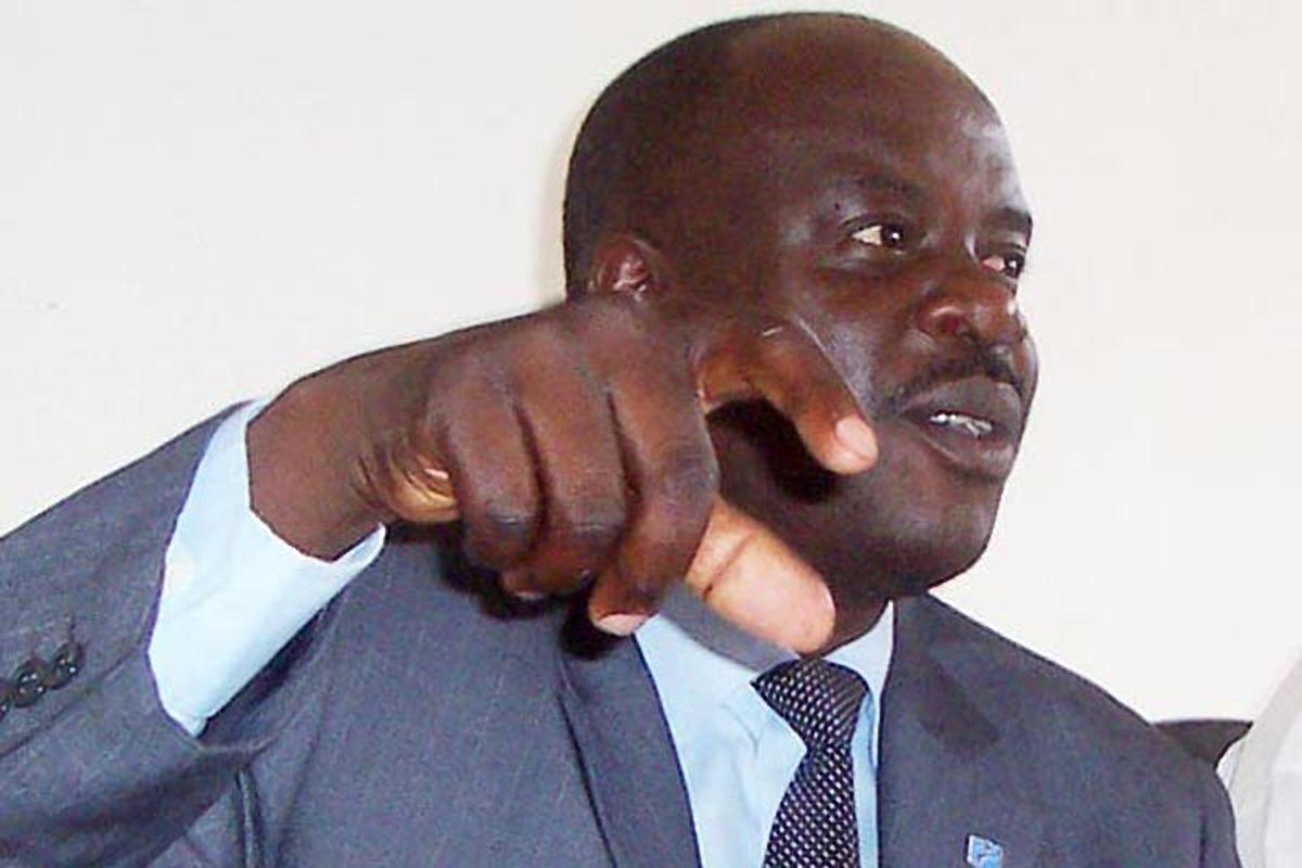 Rogers MULINDWA NRM Communications Officer