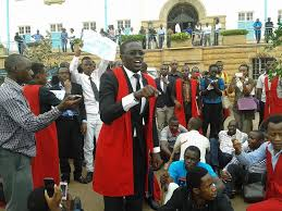 Makerere students lack internship training funds.