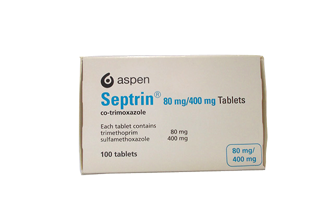 The highly demanded antibiotic, Septrin (NET PHOTO)