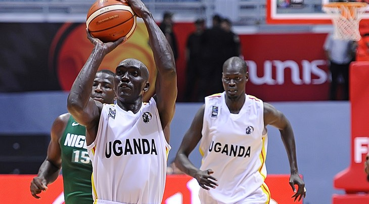 This was Uganda's second build up game in Turkey