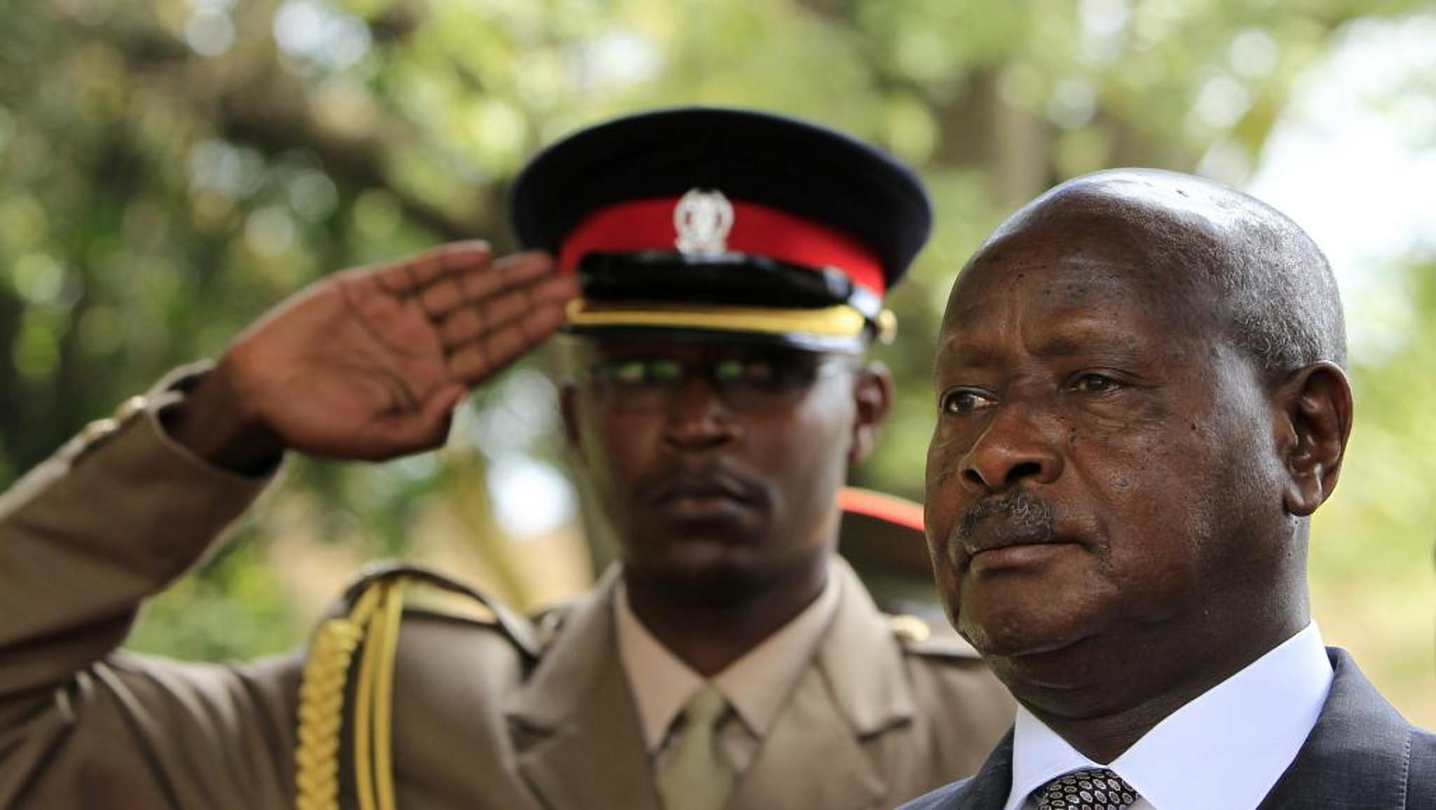 President Yoweri Museveni (FILE PHOTO)