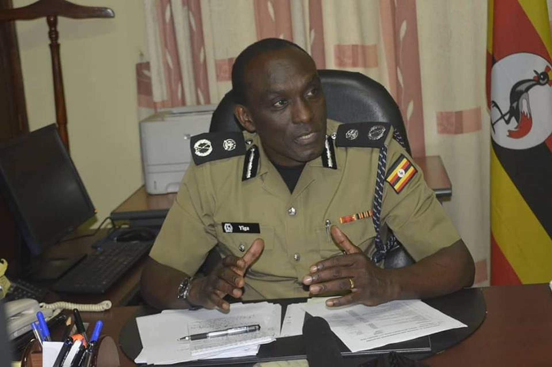 Director of Interpol Uganda, Fred Yiga confirmed the joint operation , revealing that arrest were made  (FILE PHOTO)