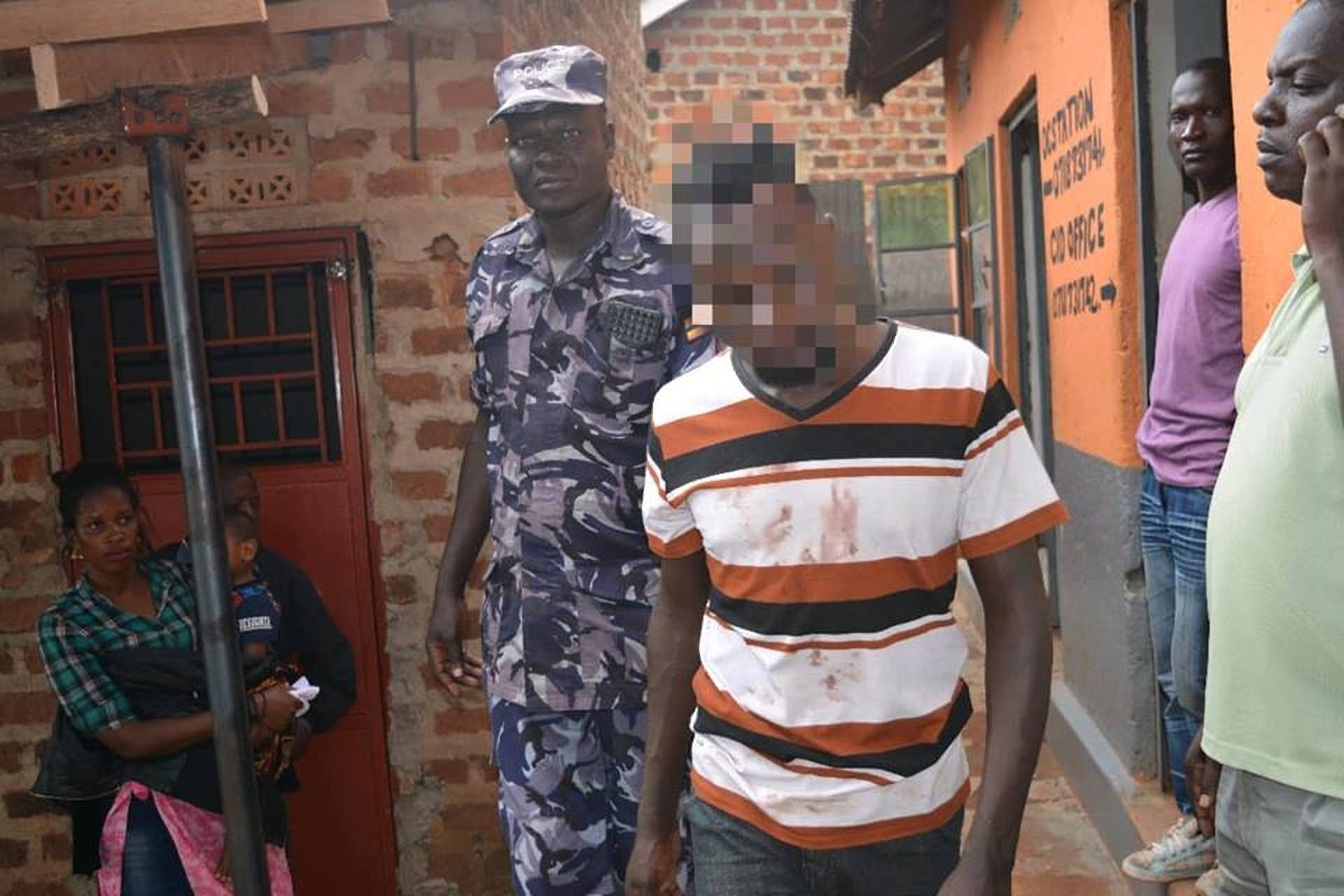 One of suspects under police custody ensuing a kidnap gone bad