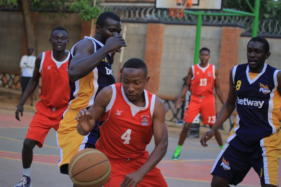 Ndejje inflicted a first season's loss for BetWay Power on Sunday (Photos by FUBA Media)