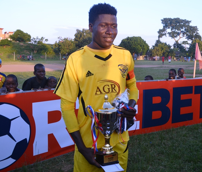 Abraham Ndugwa has been captain of relegated side Masavu FC in the just concluded UPL season.