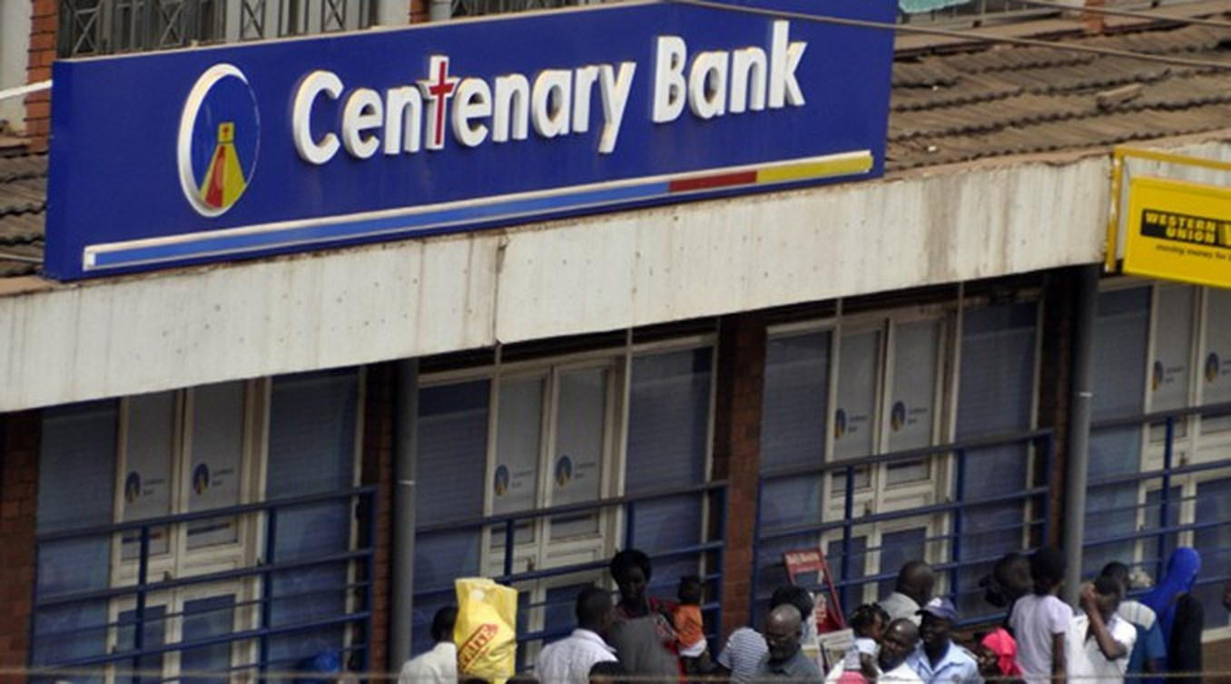 Centenary Bank has rebbuted media and Police  reports of the alleged botched robbery on its kawempe Branch. (PHOTO/File)