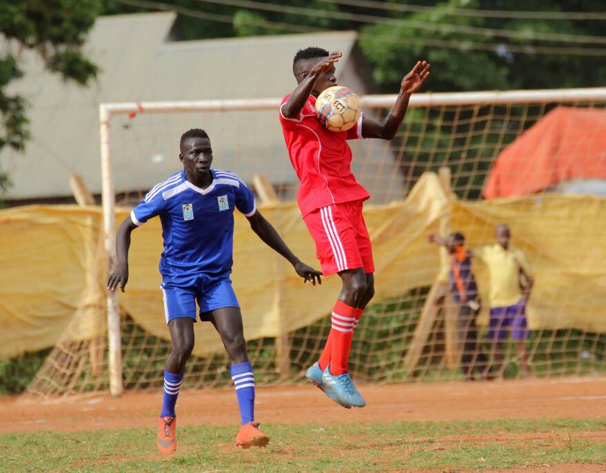 The FUFA Drum has reached the quarter final stage