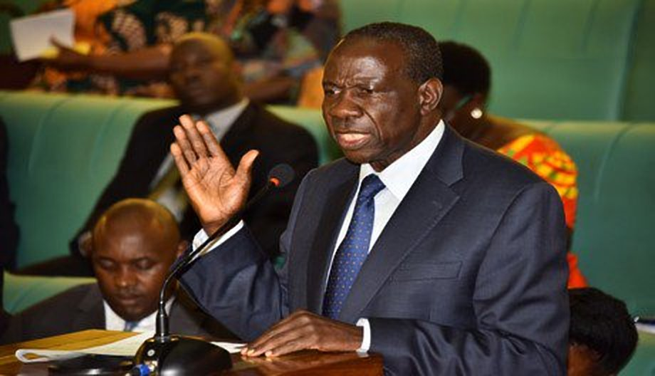 Minister of Finance, Hon. Matia Kasaija (FILE PHOTO)