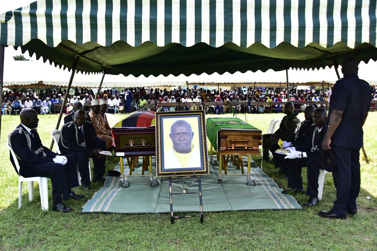 Fallen legislator, Abiriga Ibrahim funeral in Arua