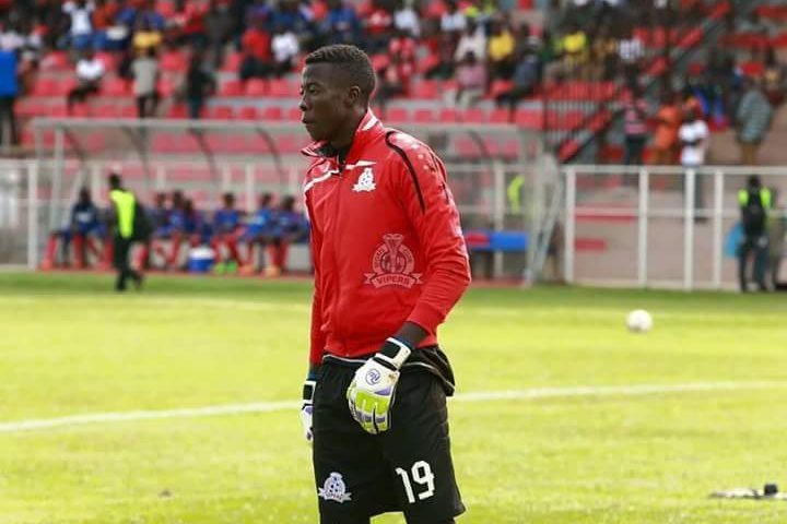 Ismail Watenga ran out of contract last month (Photos by Agencies)
