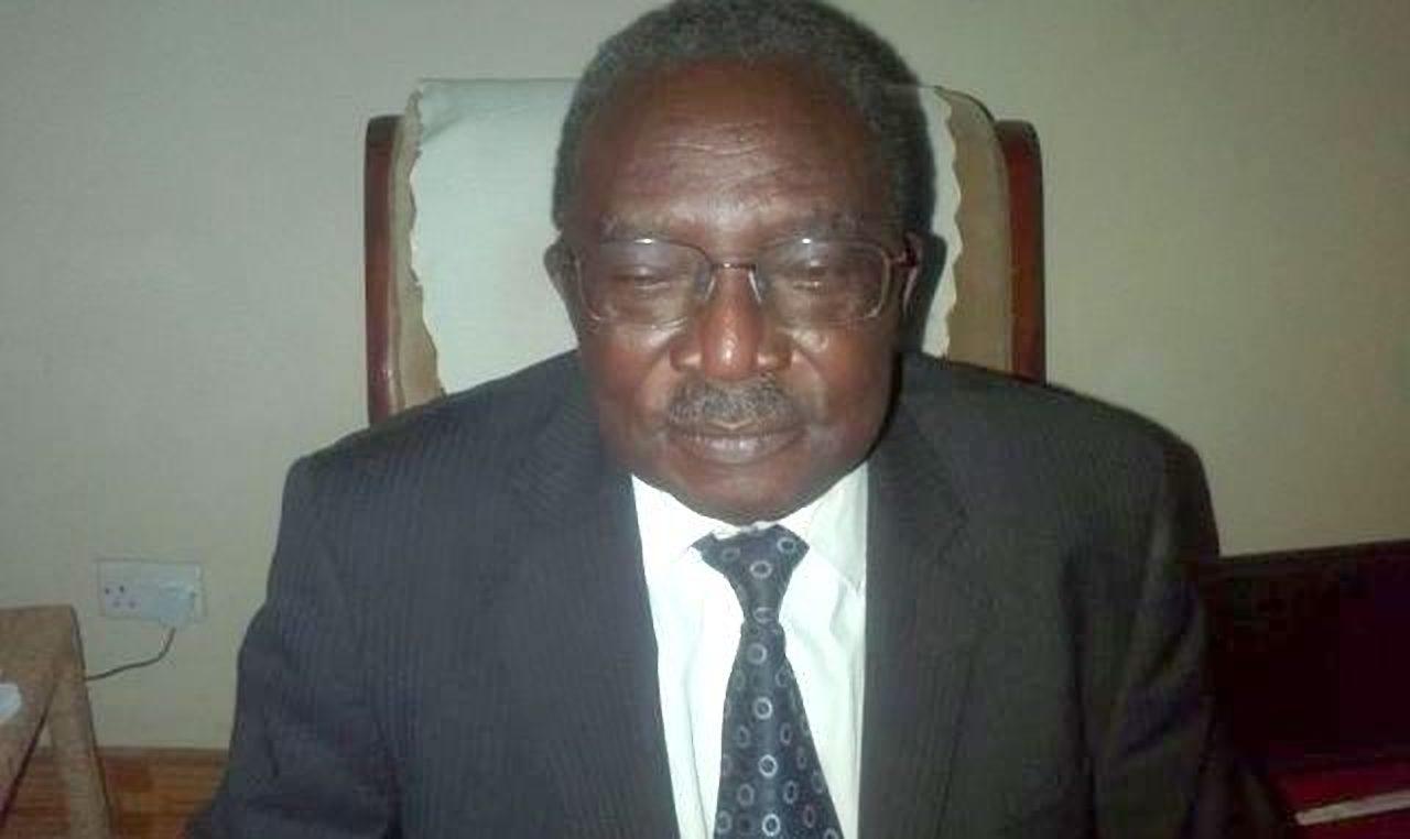 Former Commissioner General for Uganda Prisons Service, Late Joseph Etima,