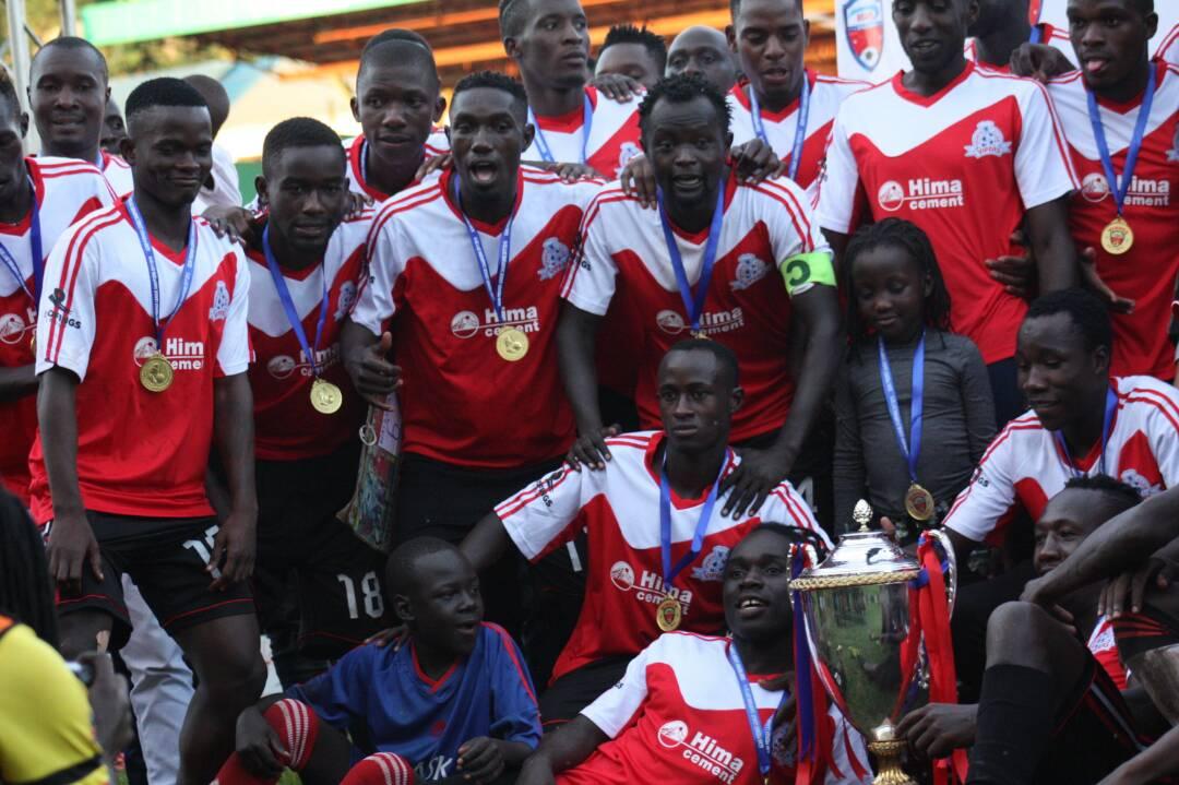 Vipers won last season's Uganda Premier league