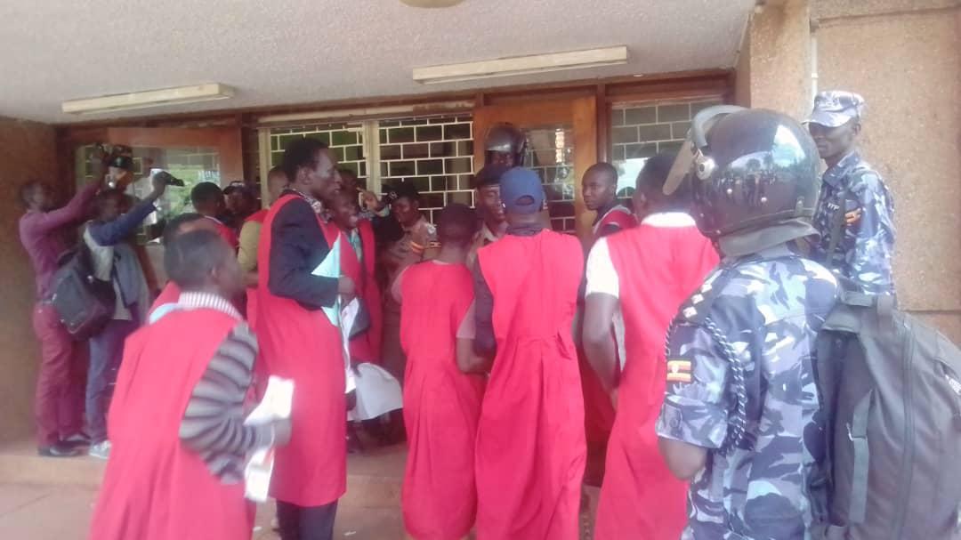 Makerere Business School on strike