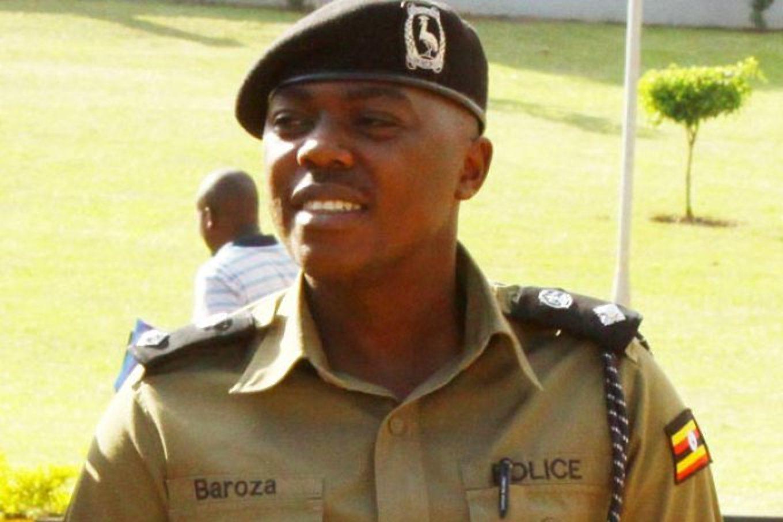 Jonathan Baroza, ex-personal assistant to Gen Kale Kayihura (FILE PHOTO)