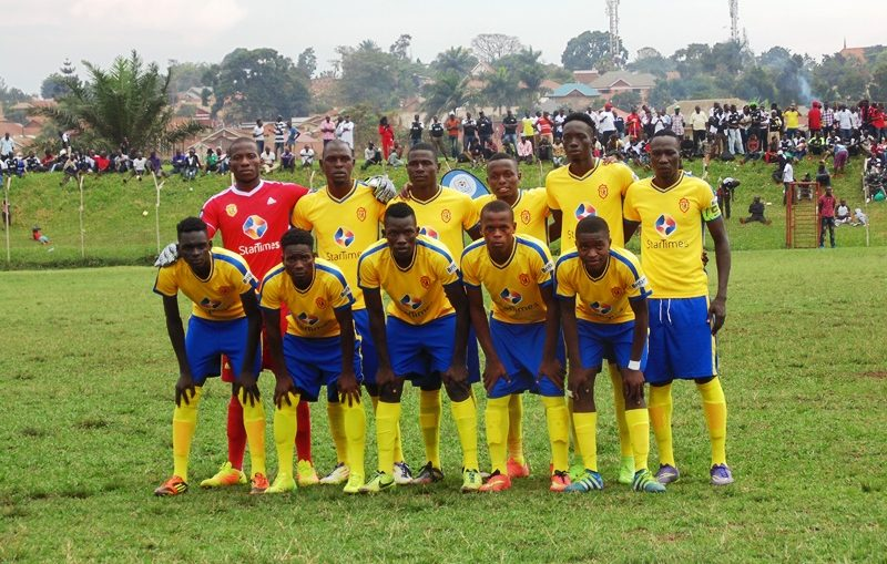 KCCA finished second in the league behind Vipers last season.