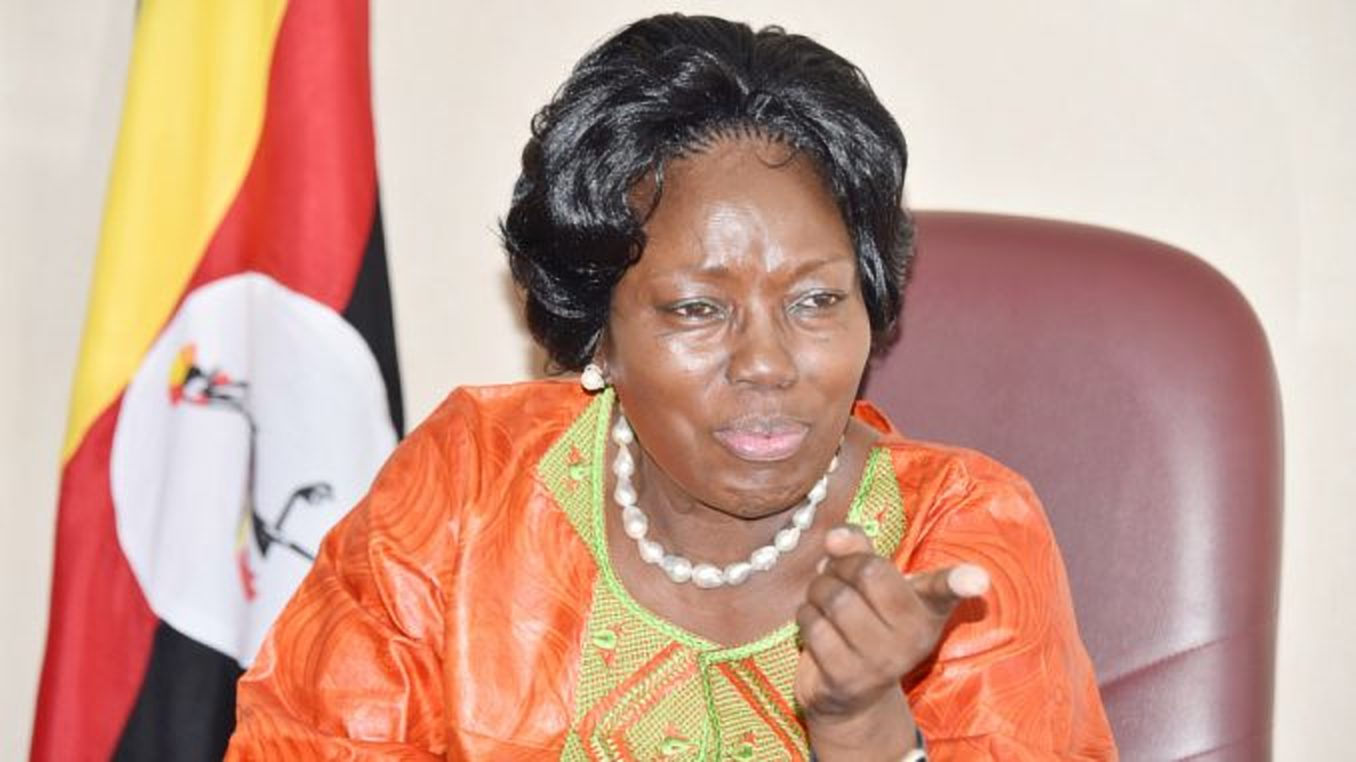 Speaker of Parliament, Rt. Hon. Rebecca Kadaga(FILE PHOTO)