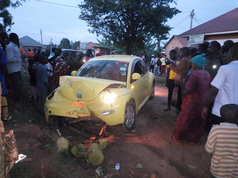 The fallen legislator Abiriga Ibrahim was gruesomely murdered (FILE PHOTO)