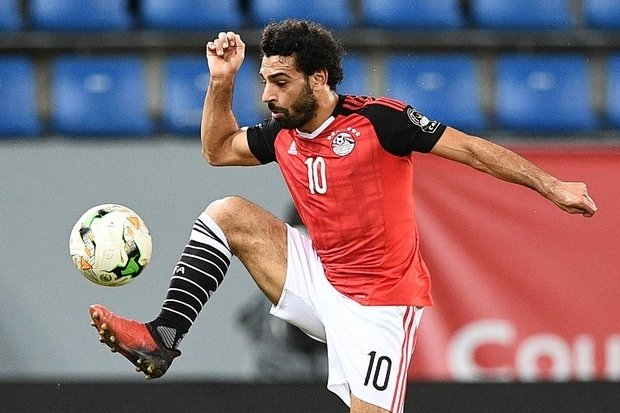 Muhammad Salah's Egypt was eliminated after two games