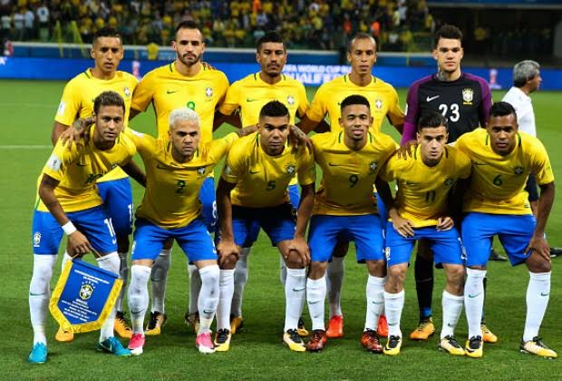 Brazil lost 7-2 to World Champions Germany in the 2014 edition