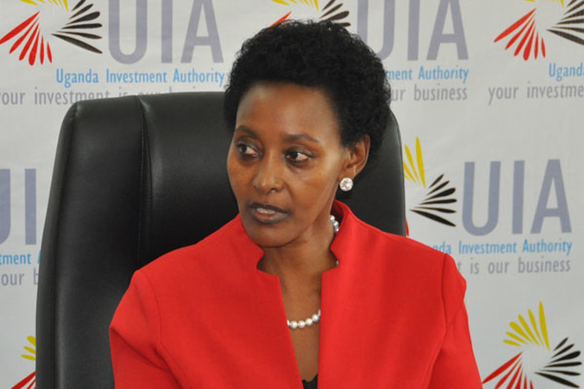 Uganda Investments Authority Board has confirmed the sacking of Executive Director Ms Jolly Kaguhangire over sectarianism, among other vices (FILE PHOTO)