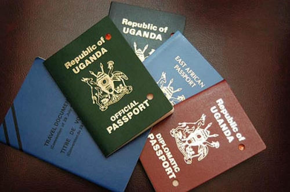 Anthony Namara allegedly went ahead to contract Gamalto, a South African Company, to print E-passports.