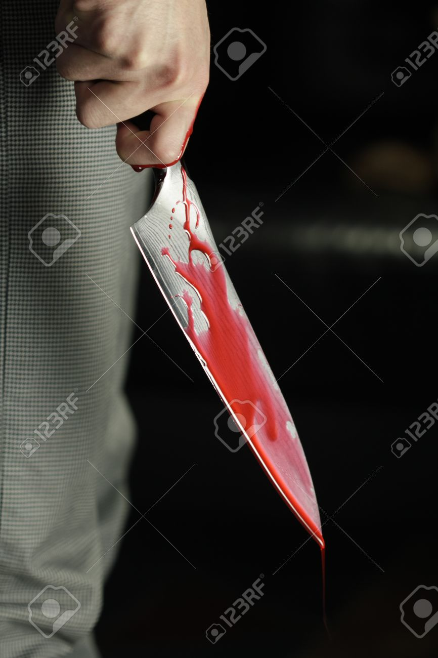 29 year old father stabbed to death over shs200. FILE PHOTO