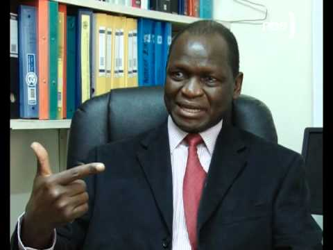 The Uganda Cancer Institute Executive Director, Dr Jackson Orem. (PHOTO/File)