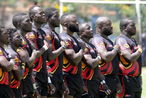 The Uganda Rugby Cranes kick-start their Gold cup campaign this weekend (Courtesy Photo)