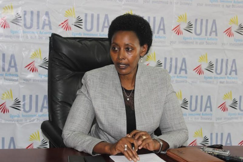 UIA boss Ms Jolly Kaguhangire has been suspended by UIA Bord over sectarianism among others (PHOTO: File)