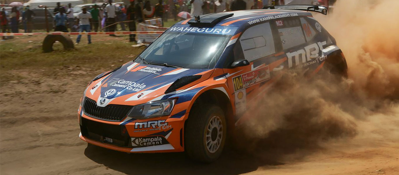 Manvir Baryan drove his Skoda to victory last weekend (File Photo)
