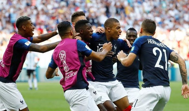 France takes on Uruguay in the 2018 World Cup quarter finals on Friday
