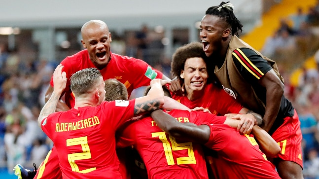 Belgium pose a major threat to Brazil's World Cup ambitions