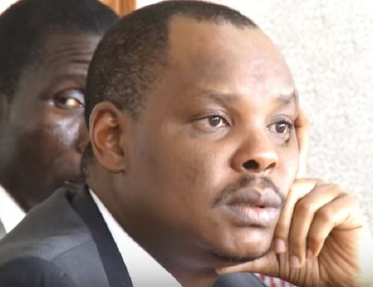Lawyer Bob Kasango died from Luzira Prison (PHOTO/File)