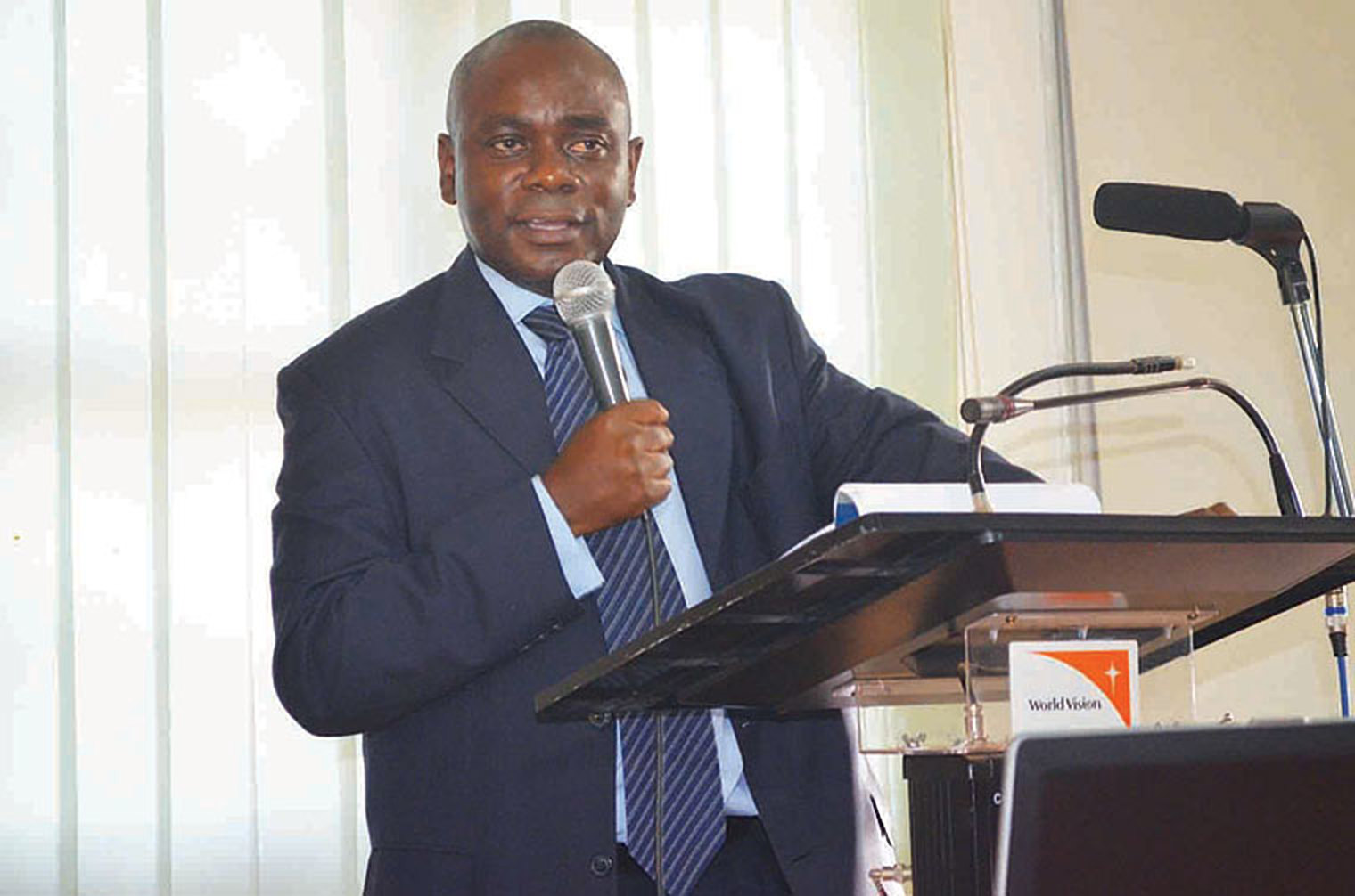 economist and lecturer at Makerere University,Dr Fred Muhumuza has cautioned that telecommunication firms are set to lose finannces as the excise duty tax sends wrong mixed messages among subscribers (FILE PHOTO)