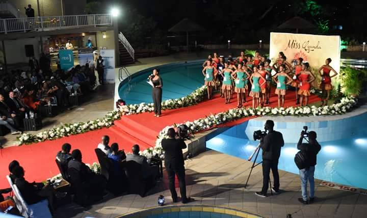 Miss Uganda back, 23 contestants were unveiled at Sheraton Hotel - Kampala. (PHOTO: PML Daily)