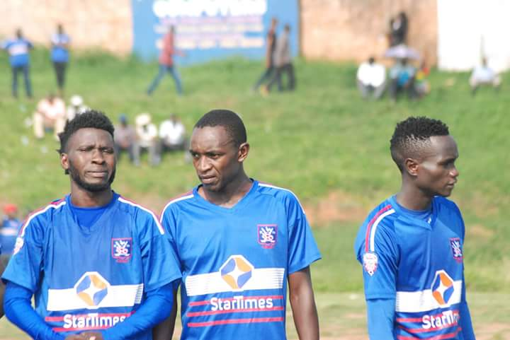 Nicholas Kasozi joined SC Villa from Big League side Synergy (File Photo)